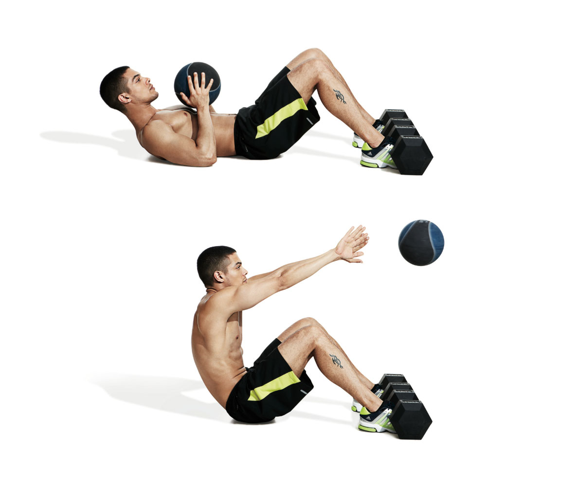 picture The Six-Pack Moves That Beat Sit-Ups
