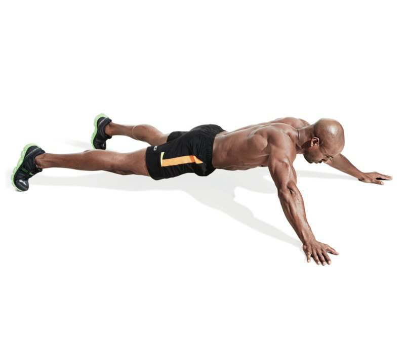 Best ab exercises to get a six-pack — Star plank