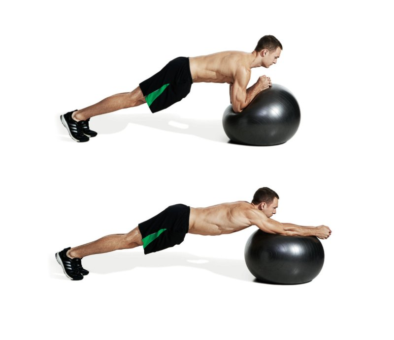 Best ab exercises to get a six-pack — Roll out