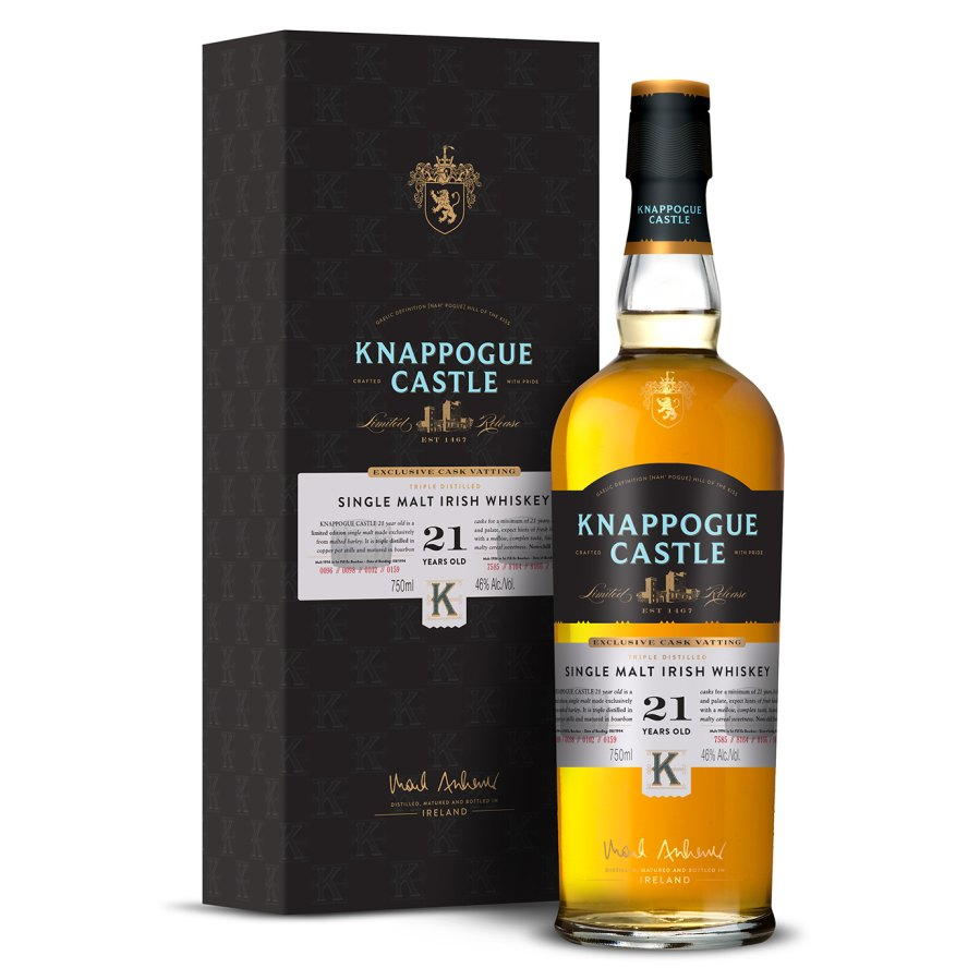 Knappogue 21 Year Old