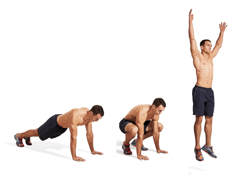 The 30 Best Back Exercises of All Time - Burpee