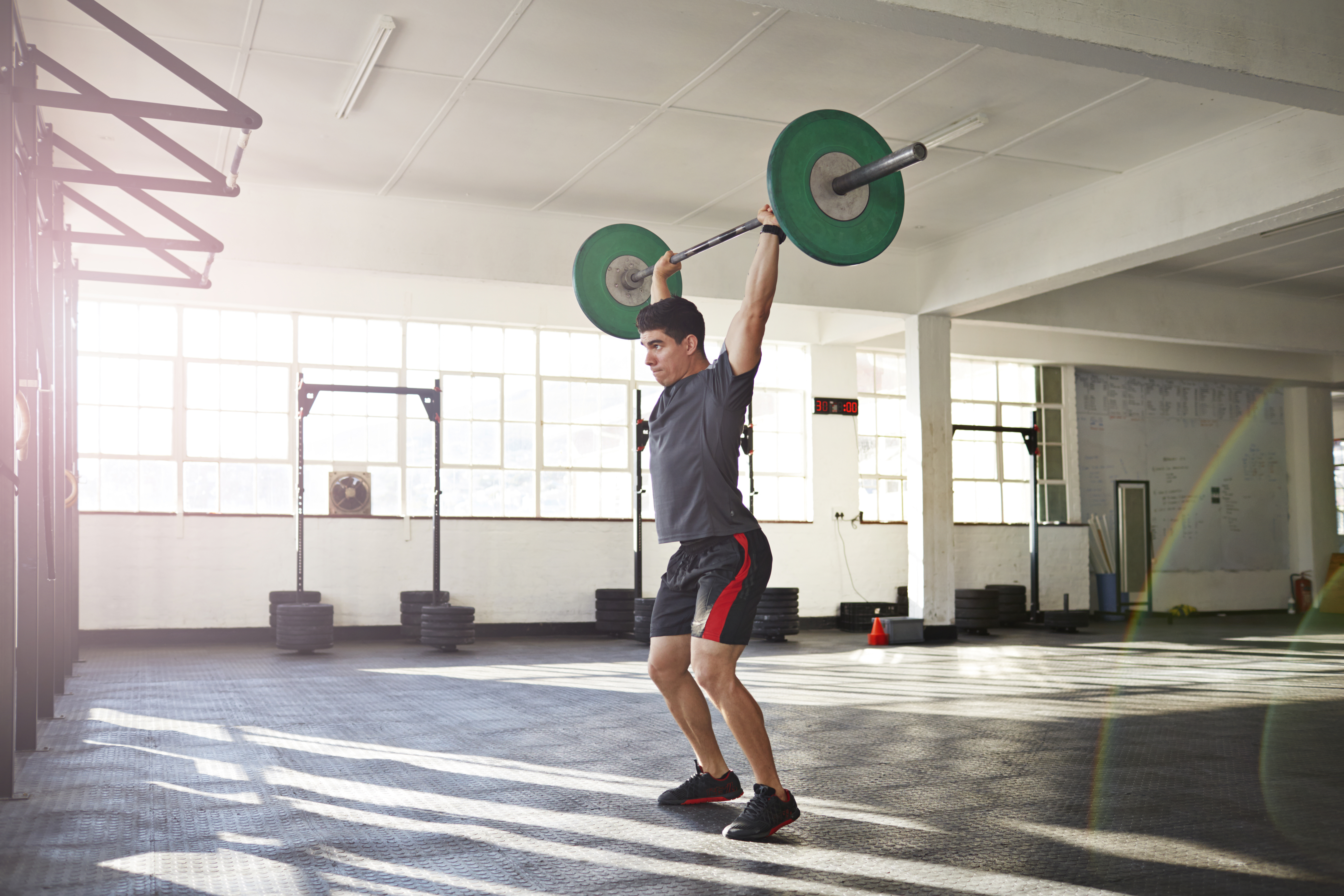 master the barbell the 4 moves you need mens journal