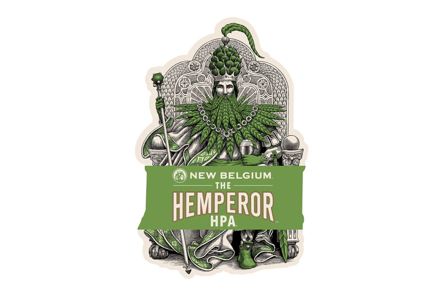 the hemperor hpa what to know about new belgium s hemp beer
