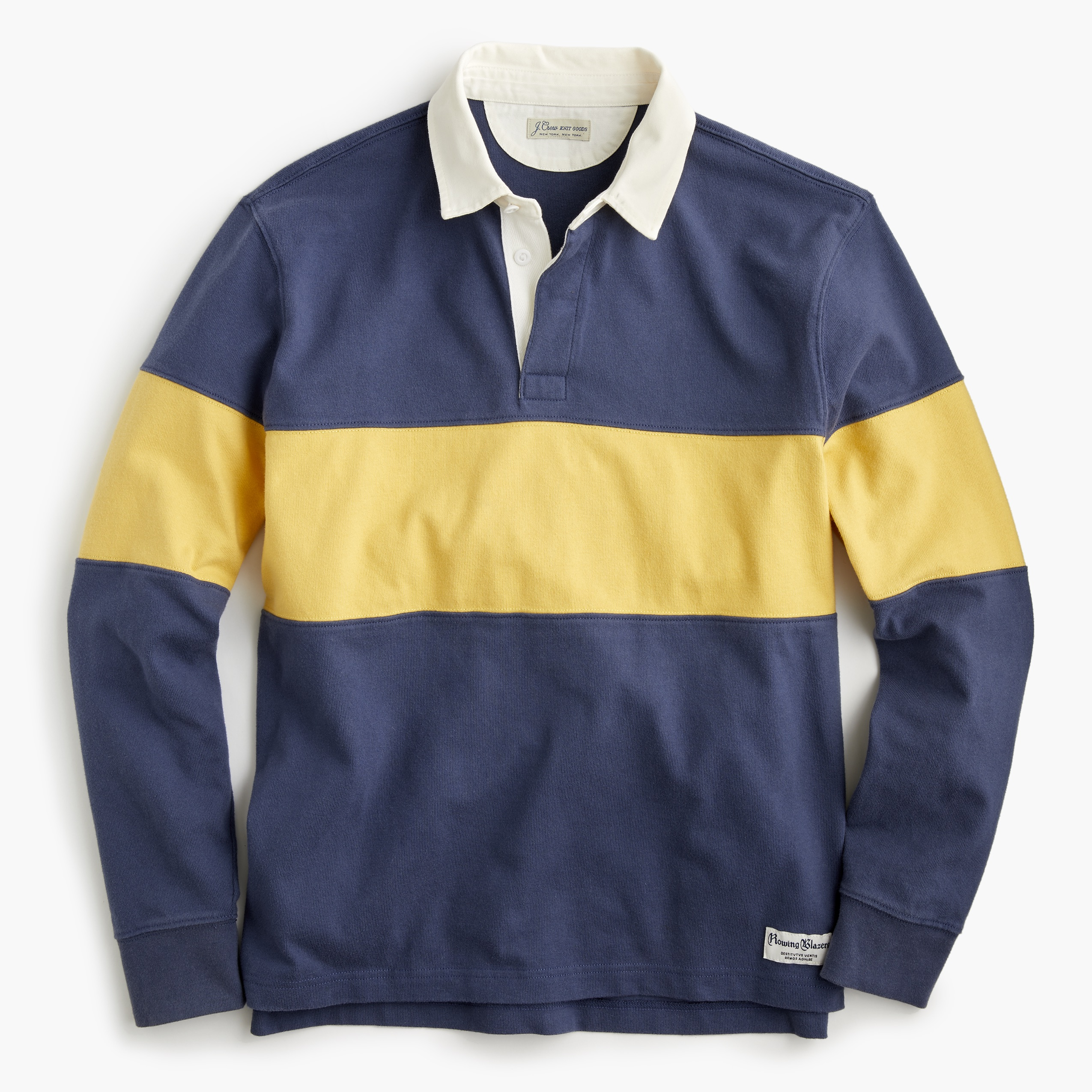 Blue And Yellow Rugby Shirt Team - Area Rug Ideas