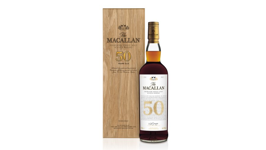 The Macallan 50-Year-Old