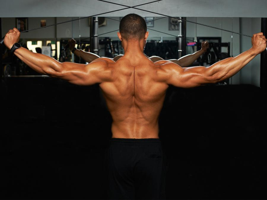 The 30 Best Back Exercises Of All Time Mens Journal