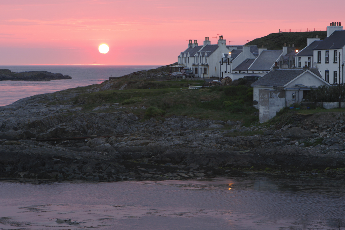 Portnahaven, Islay, Argyll and Bute, Scotland