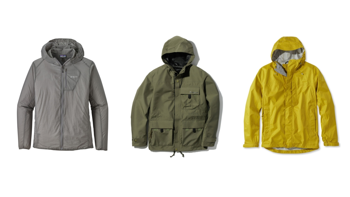 af18966773f6 The 20 Coolest Rain Jackets You Can Buy Right Now