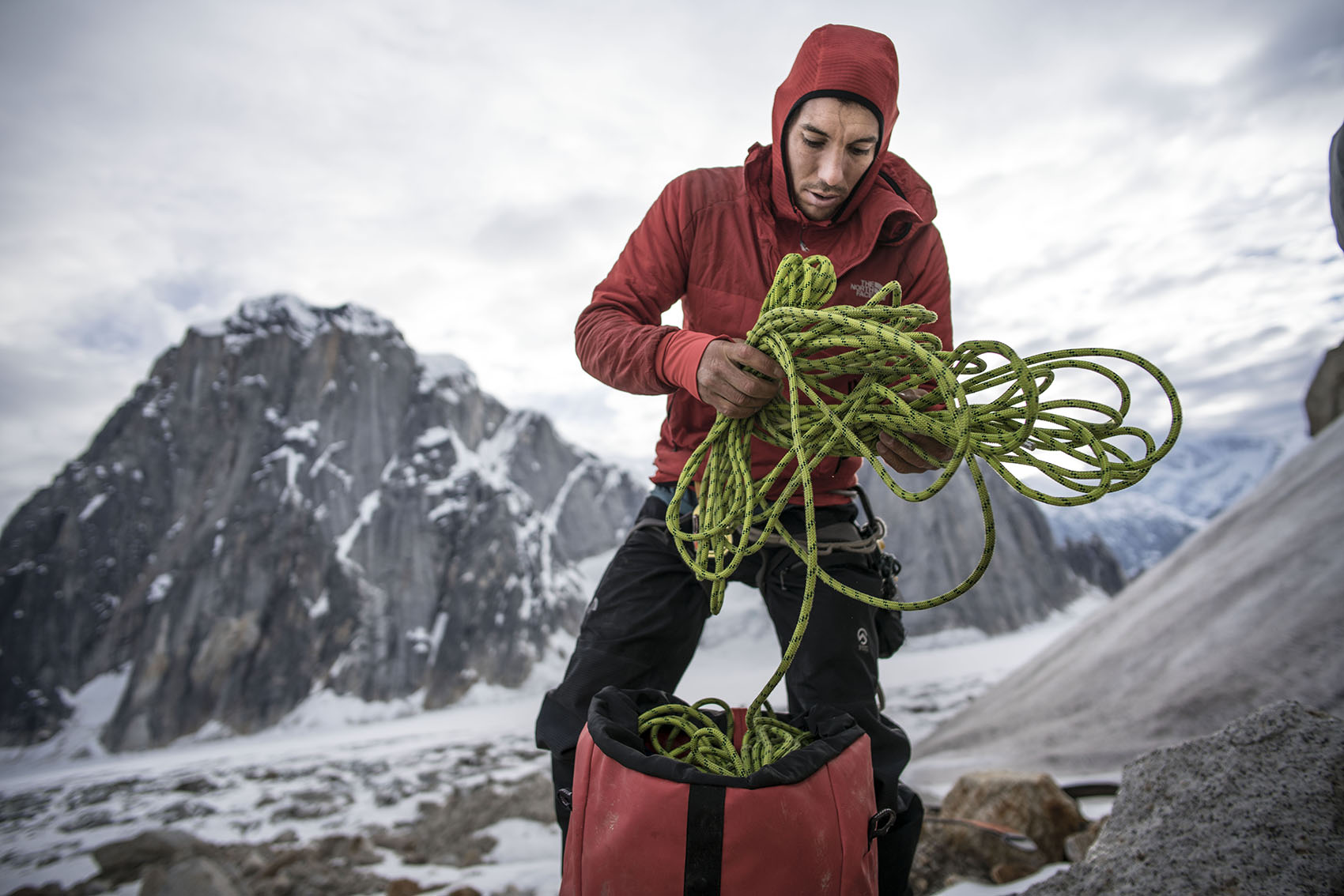 Alex Honnold What's Cooking