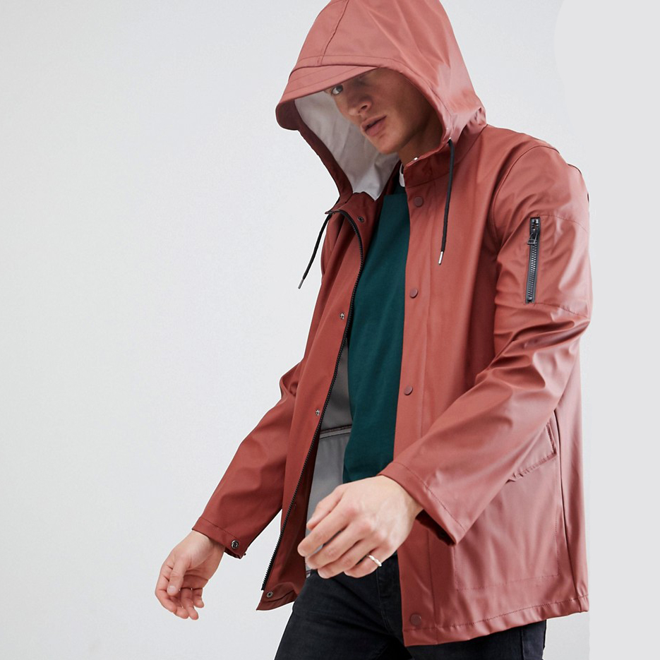 7ddcb4443 The 20 Coolest Rain Jackets for Men: Spring 2018