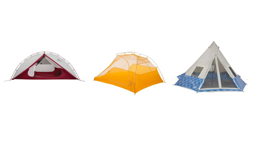 spring tents 2018
