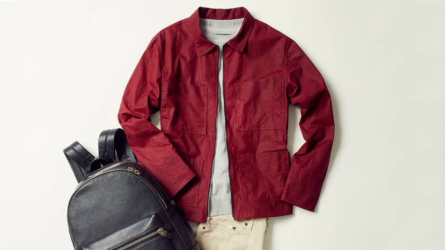 The best men's spring jackets—and how to wear them.