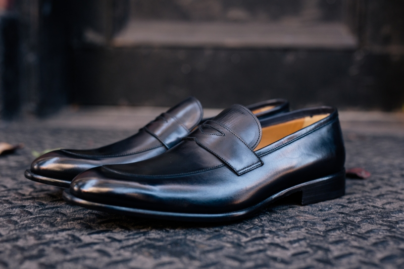 The Stewart Penny Loafer