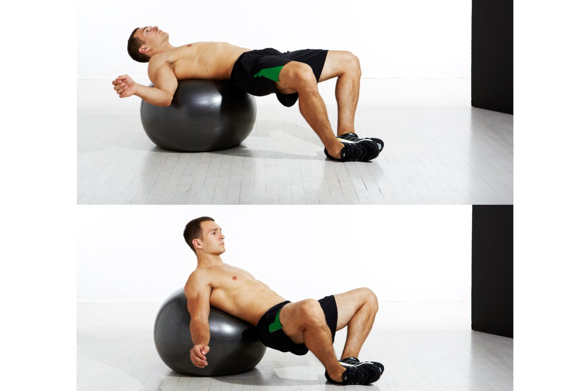 The 25 Best Glutes Exercises Of All Time Men S Journal