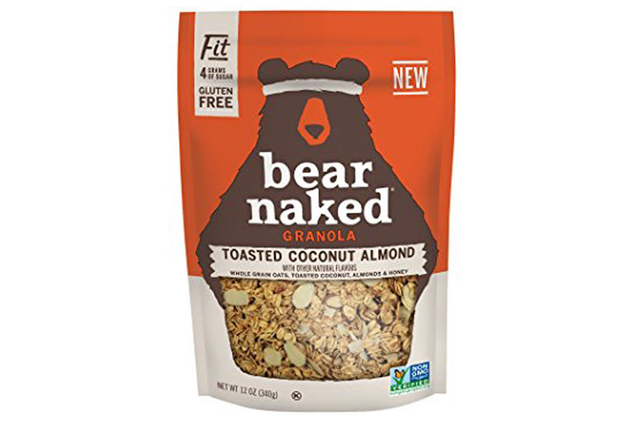 Bear Naked Granola Toasted Coconut Almond Fit 12oz 6ct