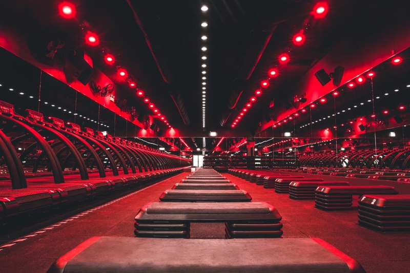 Barry's Bootcamp: Venice, California