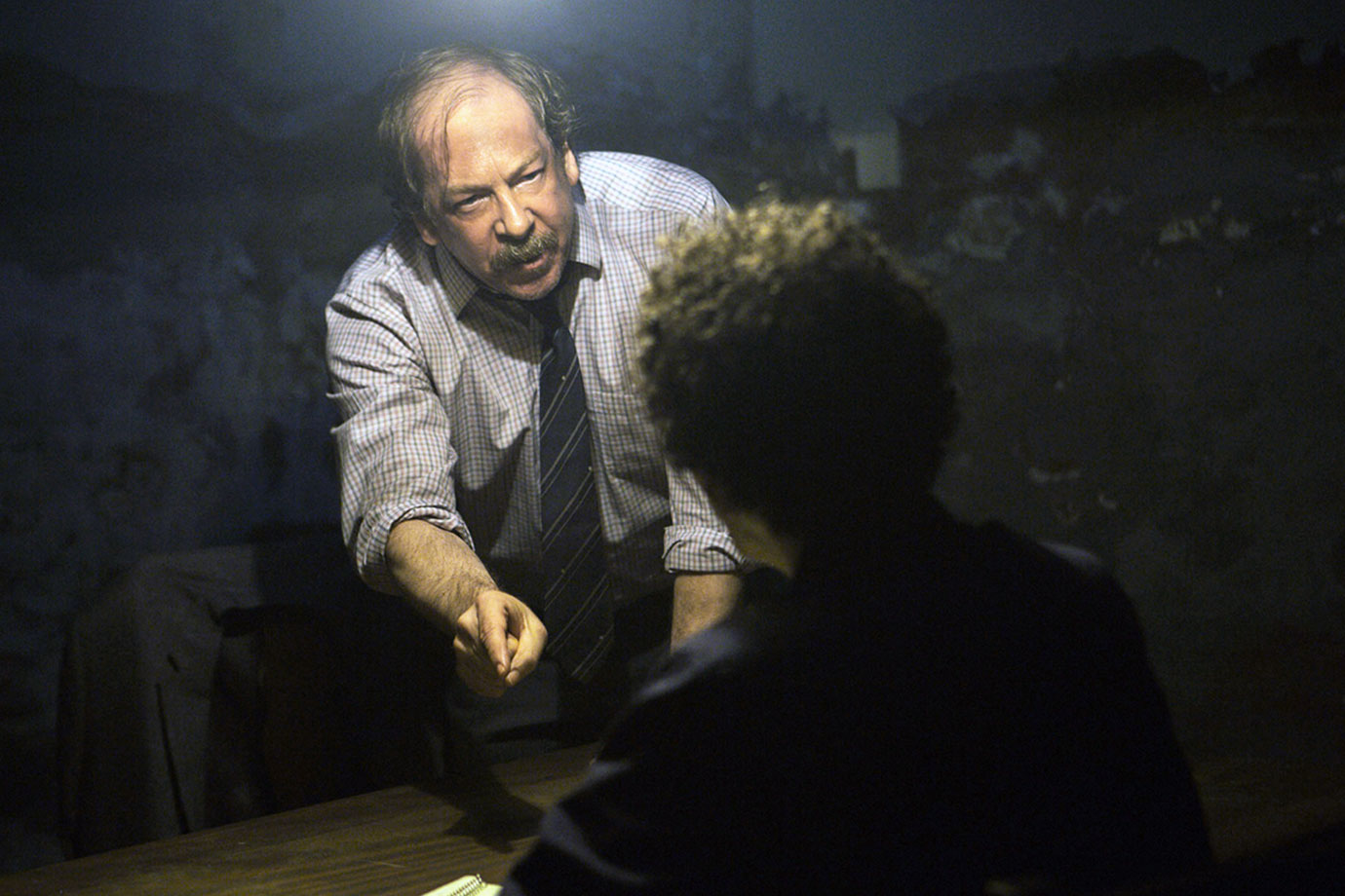 Bill Camp on The Looming Tower