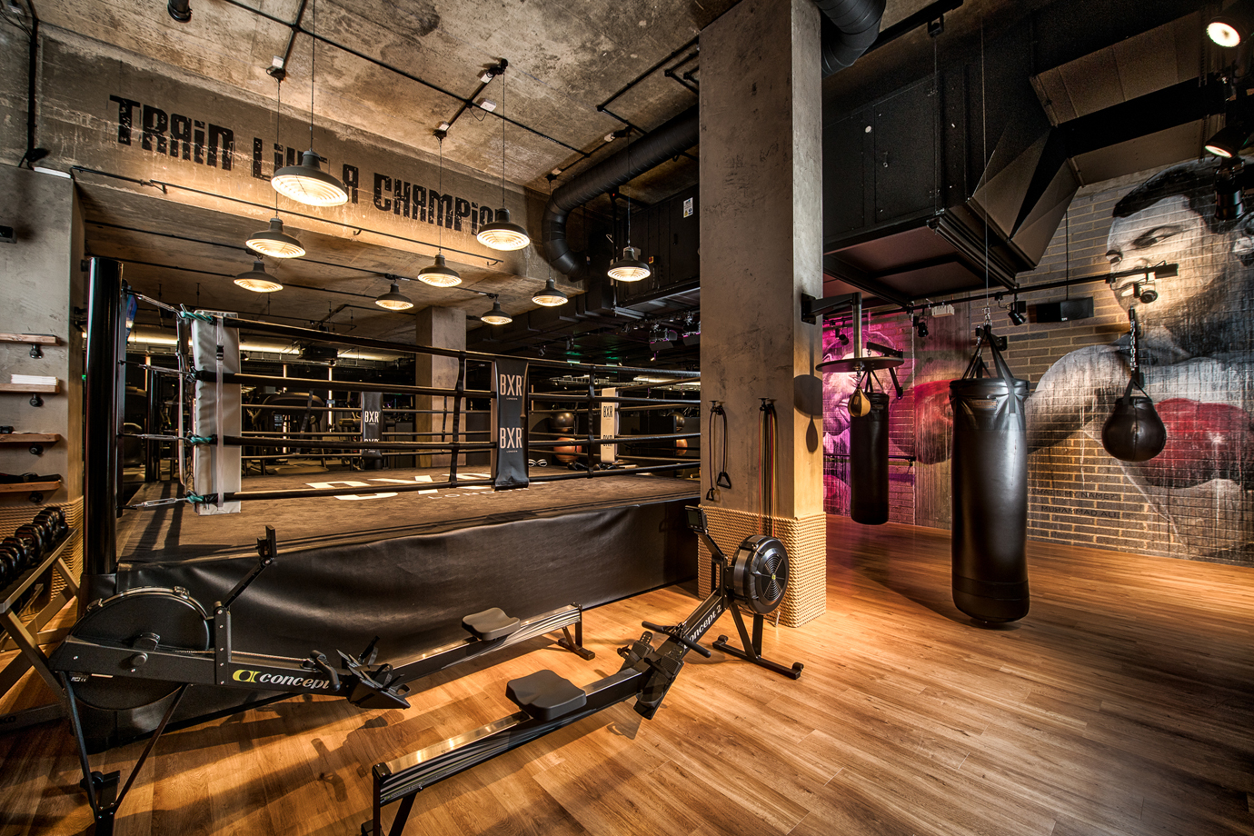 These Lavish Gyms Are So Lovely, Youll Want to Live in Them