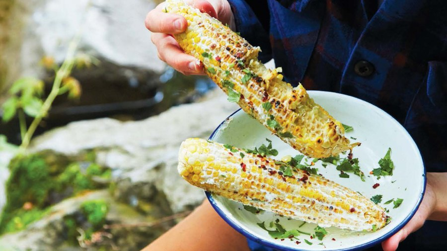 Chile Lime Corn Recipe