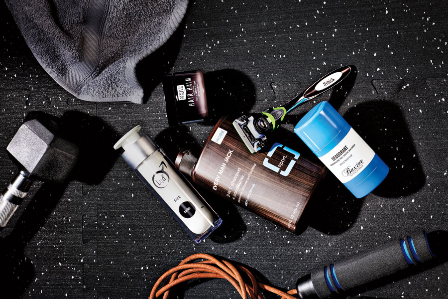 2a38a4b17fa0 5 Grooming Products Every Guy Should Always Have in His Gym Bag