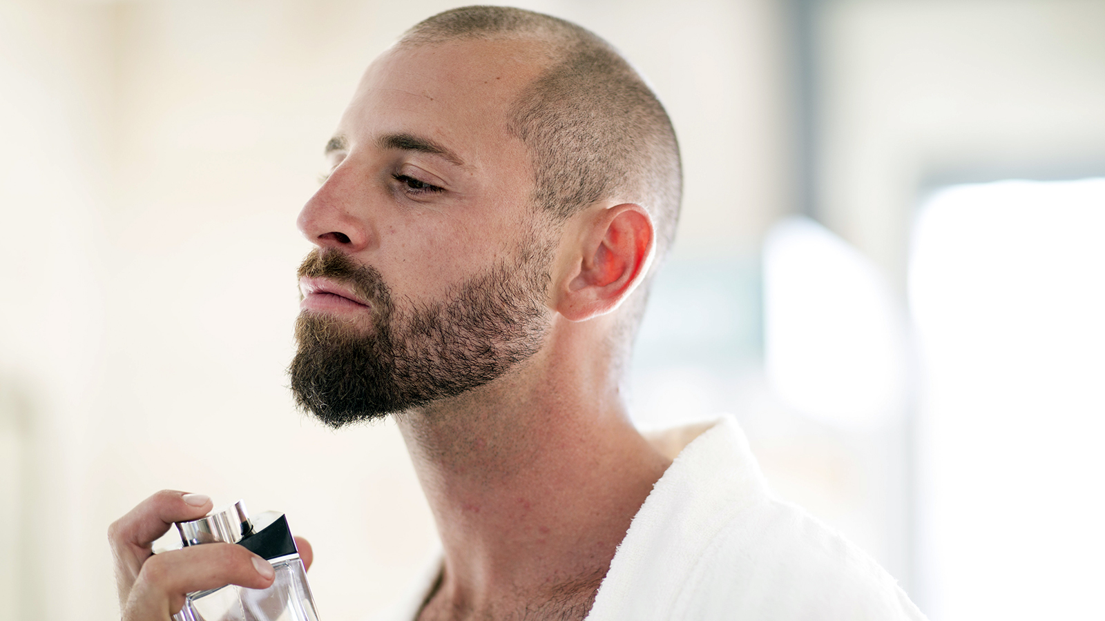 Sorry to Break It to You, but You're Applying Your Cologne the Wrong Way