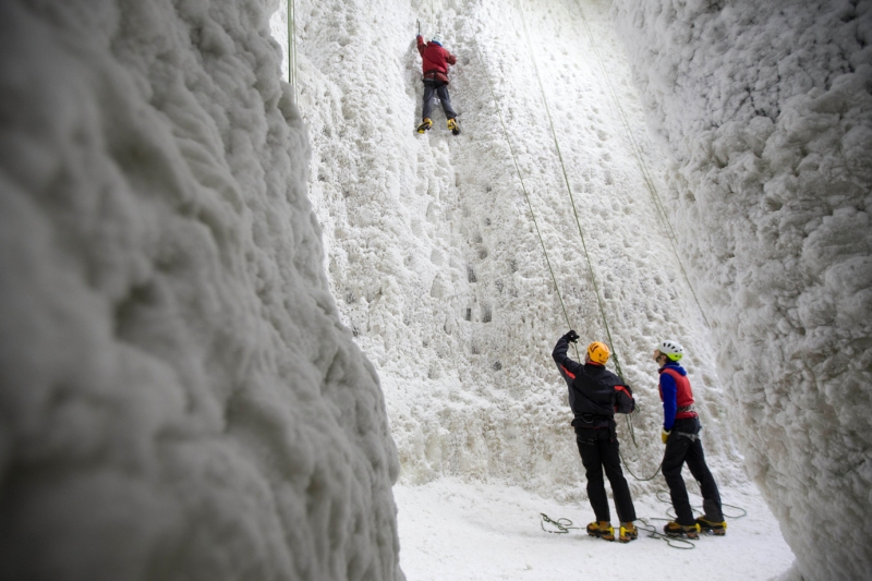 Ice Factor: Kinlochleven, England