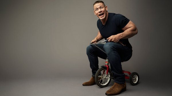 John Cena photographed for the May 2018 issue of Men's Journal by Art Streiber