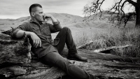 Josh Brolin photographed by Miller Mobley for the June 2018 issue of Men's Journal.