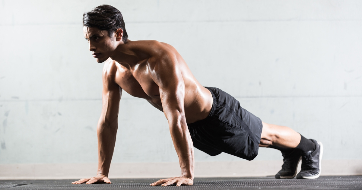 The Best Chest Workout in Under 10 Minutes