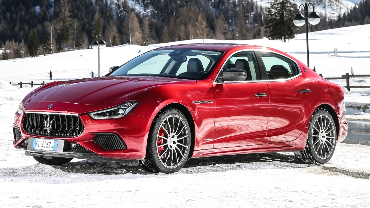 5 Things You Need to Know About the Maserati Q4 Range - Men's Journal