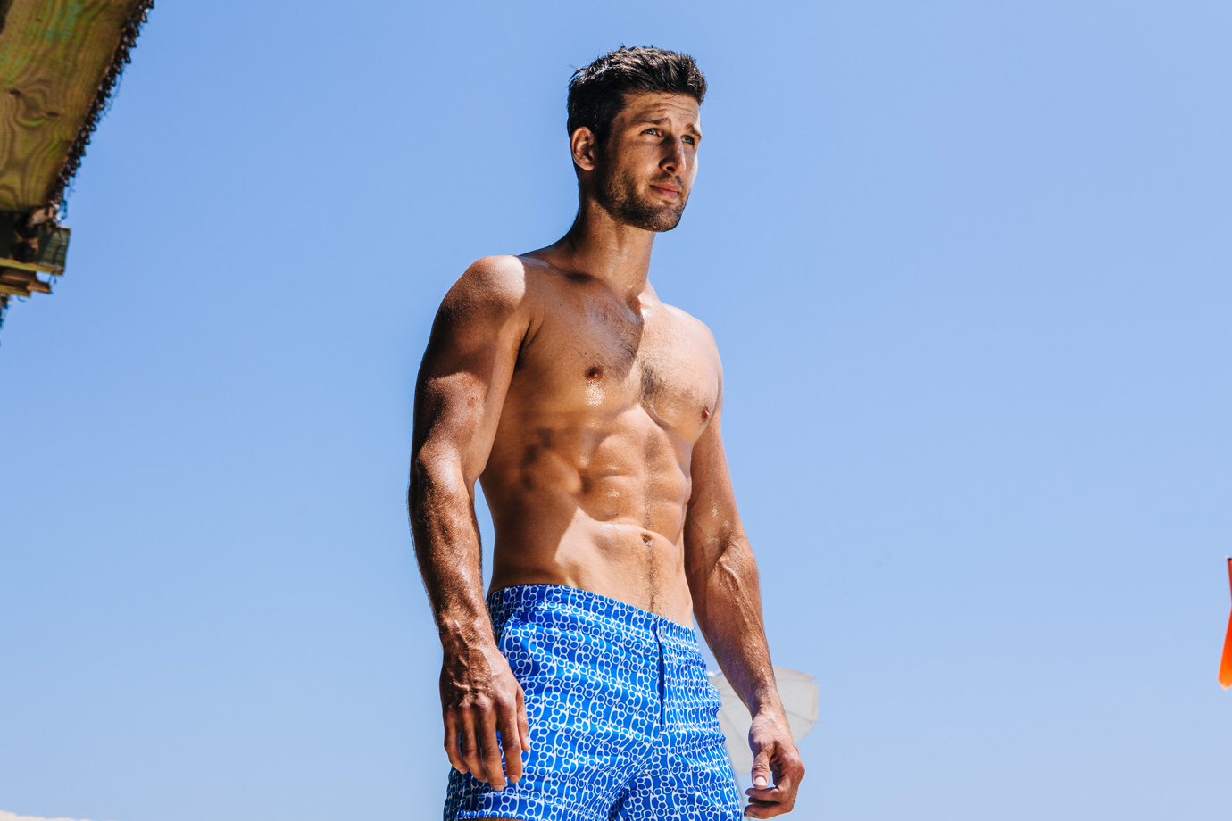 Get Shredded for Summer With 'Imposters' Star Parker Young's Workouts