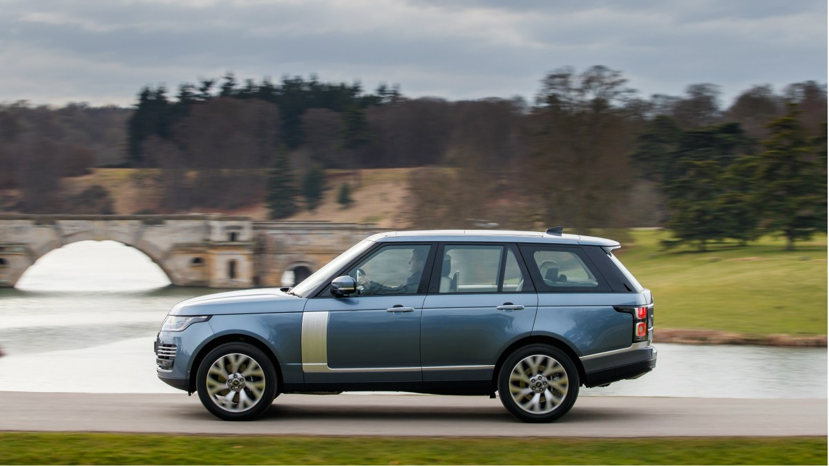 Test Drive: The New 2019 Range Rover Sport Hybrid
