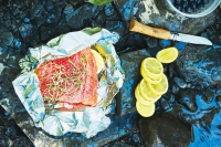 Foil Packet Salmon Recipe