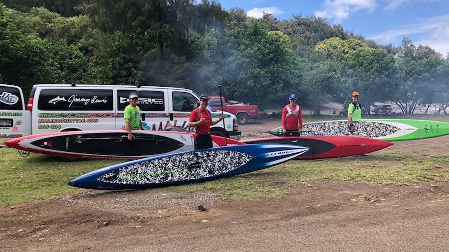The story behind mauis first and only downwind shuttle service maliko shuttle 2