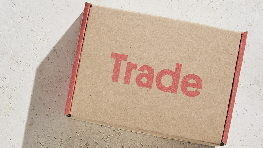 Trade Coffee's boxes might look simple, but they contain the freshly roasted bean that's right for you.