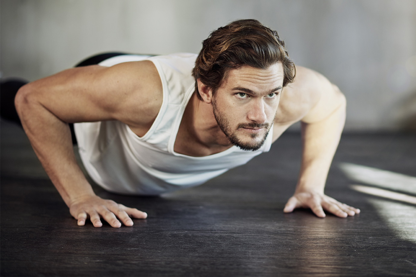 The 15-minute Bodyweight Workout for Busy Guys