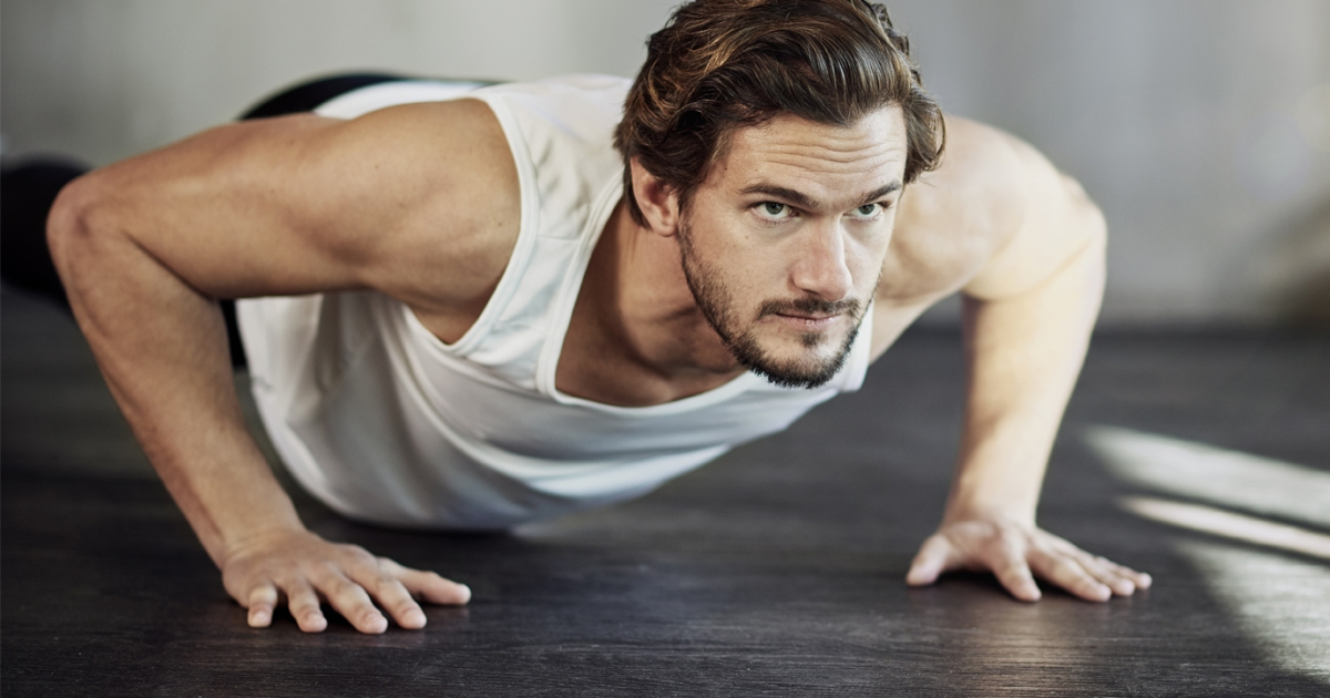 The Busy Man's 15-Minute Bodyweight Workout