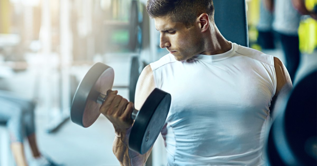 The Busy Man's 15-minute Dumbbell Workout