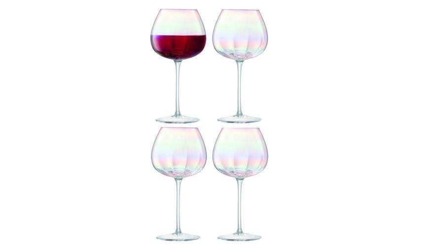 Mother of Pearl Wine Glasses