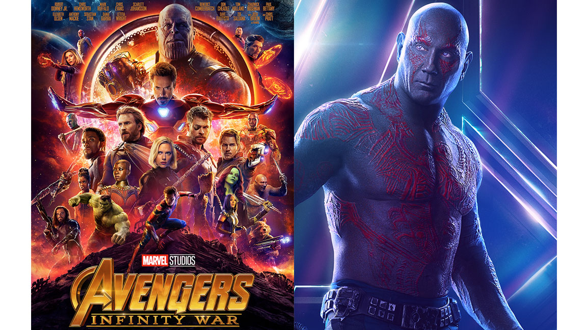 How Dave Bautista Got Destroyer-level Strong for 'Avengers: Infinity War'