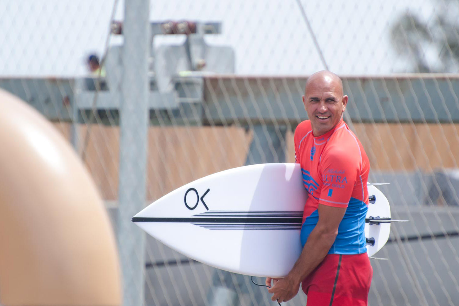 Kelly Slater at Founder's Cup, World Surf League Surf Ranch