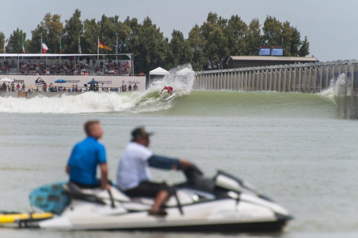 Founder's Cup, World Surf League Surf Ranch