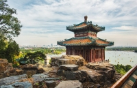 Beijing Summer Palace scenery