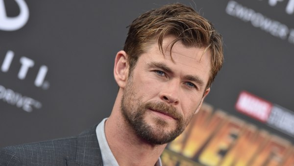 Chris Hemsworth Avengers: Infinity War premiere