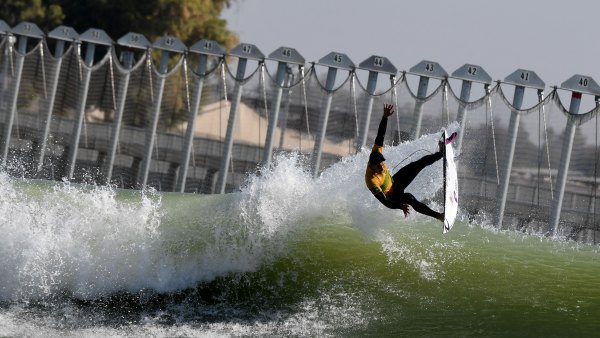 Founder's Cup Kelly Slater Surf Ranch