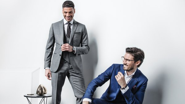 Get a suit that fits like a glove through Indochino's made-to-measure service.