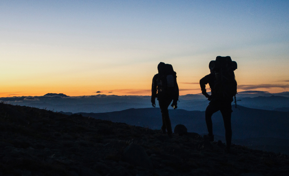 A Beginner's Guide to an Overnight Hike