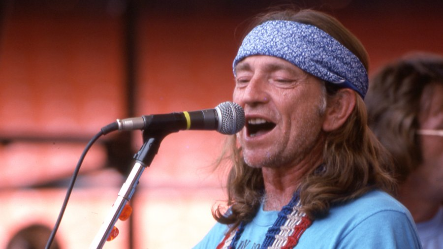Outlaws and Armadillos Exhibit - Willie Nelson