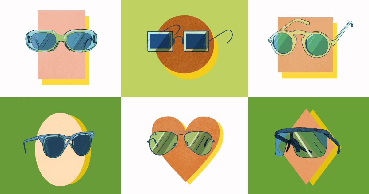 How to Pick the Right Pair of Sunglasses for Your Face Shape