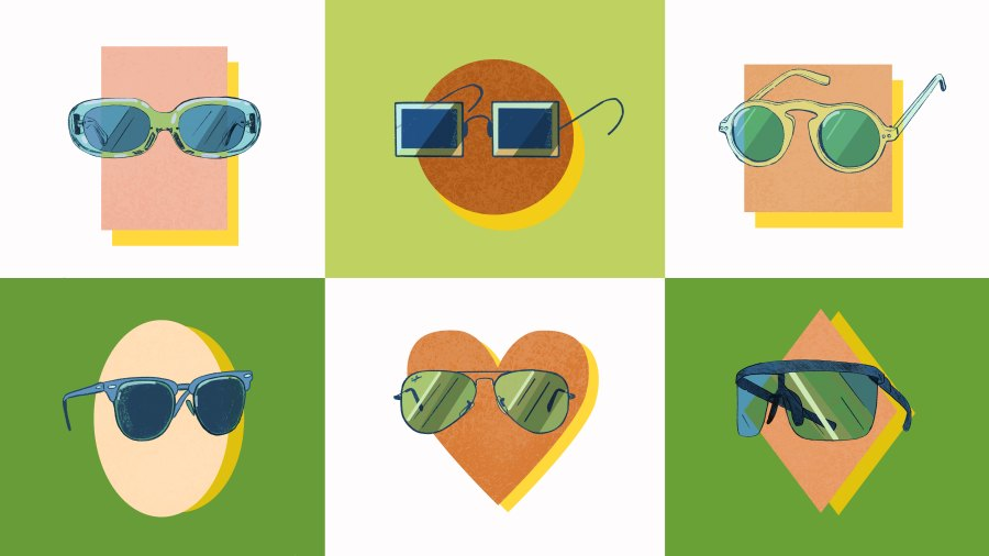 How do you find the best sunglasses for your face shape? Here's our guide.